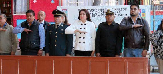 promulgación de la Constitución Policía de Baja California Sur