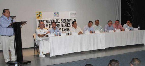 Subcomité de Pesca y Recursos Marinos de Los Cabos