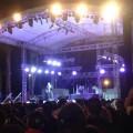 Actuación de Teo González (Foto Omar Hage)