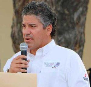 Arq. Gustavo Escobar Sotelo, Delegado Federal del INAES