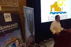 representante de la Secretaría Estatal de Turismo en Los Cabos
