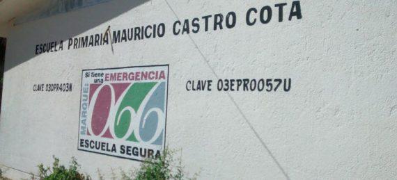 primaria Mauricio Castro