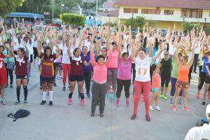 Día Mundial de la Activación Física.
