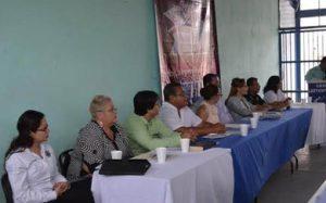 Centro de Reinserción Social de La Paz.