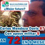 Van 72 ejecuciones... (con apoyo militar)