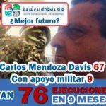 Van 76 ejecuciones... (con apoyo militar)