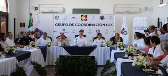 Grupo de Seguridad Baja California Sur.