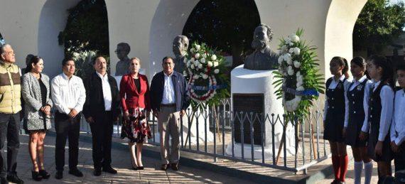 Gobierno de Los Cabos, conmemora aniversario luctuoso de Pablo L. Martínez.