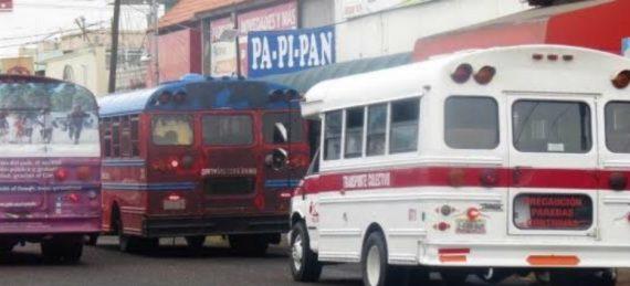 transporte público de La Paz