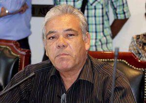 Francisco Javier Rubio Castro, presidente de la Comisión Edilicia de Servicios Públicos