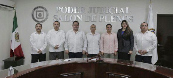 Consejo de la Judicatura del Poder Judicial.