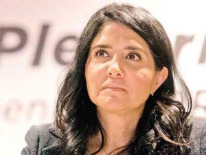 Alejandra Barrales Magdaleno.