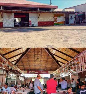 "Mercado Municipal ""Alberto Alvarado Arámburo"