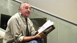 """Rius es considerado uno de los decanos de la caricatura política y publicó en los sesenta y setenta las historietas """"Los Súpermachos"""" y """"Los Agachados"""""""