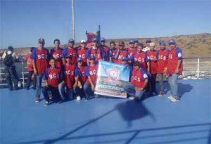 jóvenes beisbolistas subcalifornianos serán parte del Primer Torneo Nacional que organiza el Movimiento Antorchista Nacional en la ciudad de Culiacán, Sinaloa.