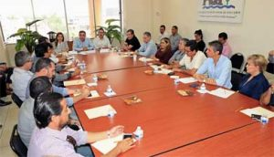 Pleno de la junta ejecutiva y del consejo asesor del Consejo Coordinador de Los Cabos.