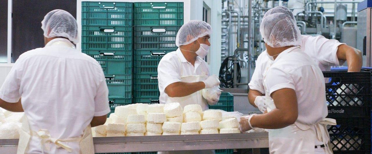 fabrica queso