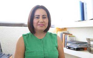 directora general del Instituto de las Mujeres del Municipio de Los Cabos, Erika Castro Olachea.