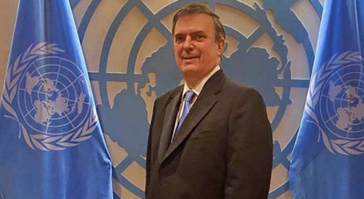Desaparecer la OEA, prioridad de Ebrard y Morena