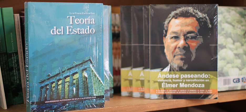 Libros-UABCS
