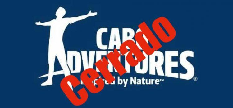 Cierra Cabo Adventure