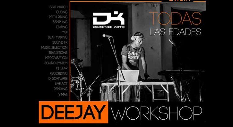 Entrale al Deejay Workshop