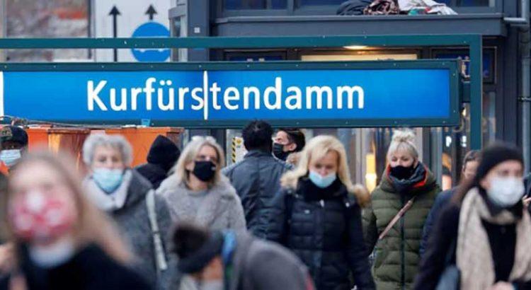 Restringe Alemania la movilidad