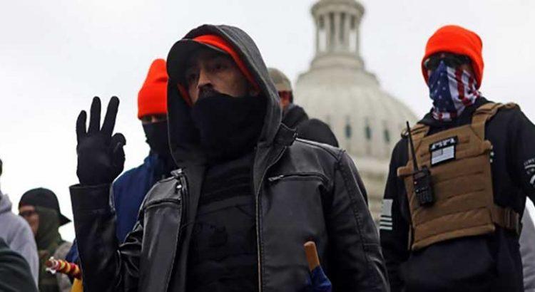 Alertan sobre protestas armadas durante investidura de Biden