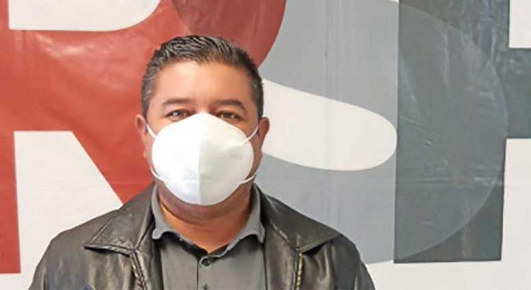 Quiere Alberto Minjares representar al distrito XVI