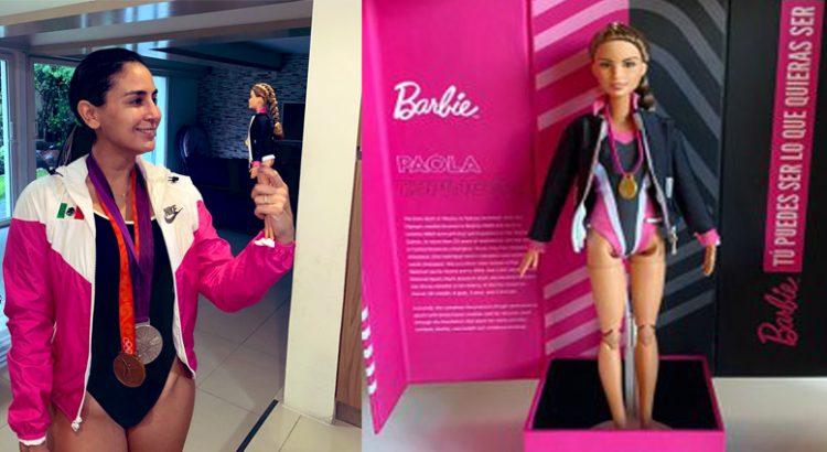 Ya tiene Paola su Barbie