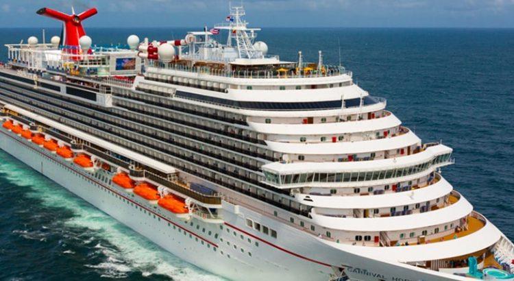 Con dos días de antelación llegó el Carnival Panorama a Los Cabos