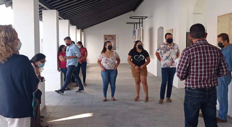 Conforman Comité Ciudadano de la Casa de Cultura de El Triunfo