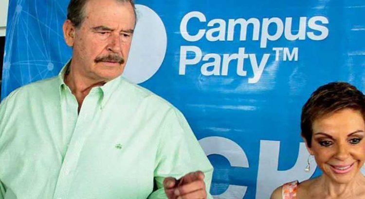 Hospitalizan a Vicente Fox y Marta Sahagún