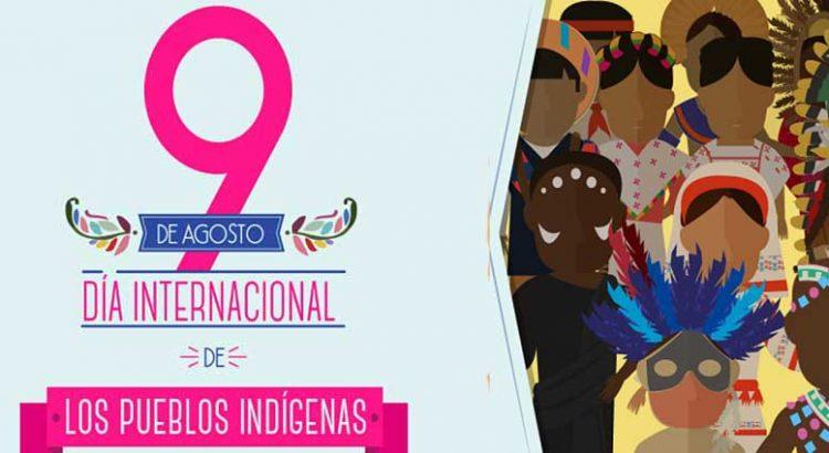 Conmemorarán Día Internacional de los Pueblos Indígenas
