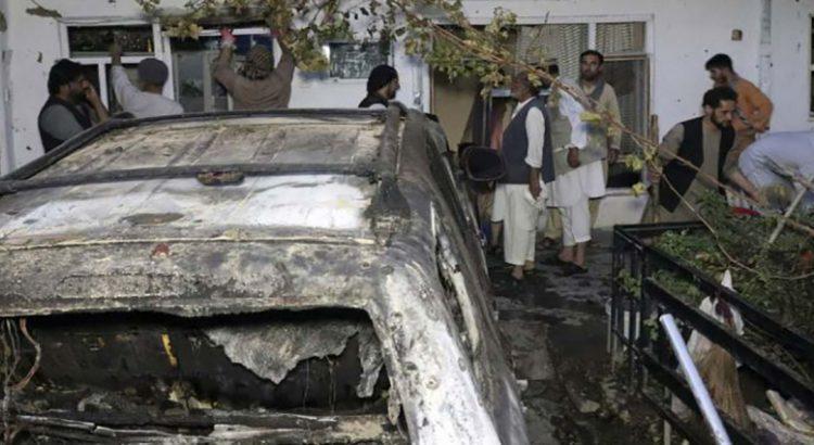 Frustra EU nuevo atentado contra aeropuerto de Kabul
