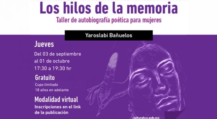"""Intégrate a «Los hilos de la memoria"""""""