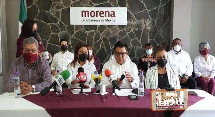 """Quiere la fracción morena-PT  """"trascender"""" en el Congreso local"""