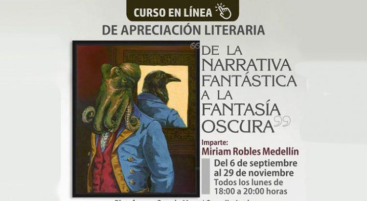 Invitan a curso de apreciación literaria