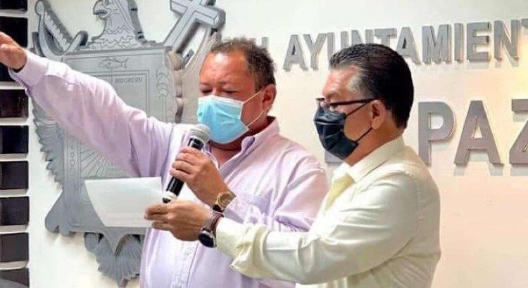 Ya tiene La Paz nuevo alcalde