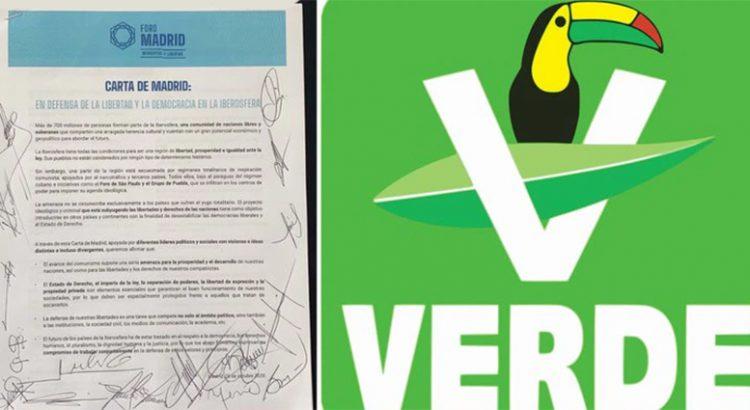 Que el INE investigue si la Carta de Madrid viola la Ley