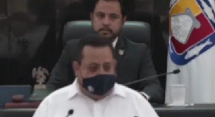 Entregó Carlos Mendoza su último informe de gobierno