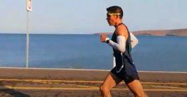 Correrá un sudcaliforniano el Maratón de Boston