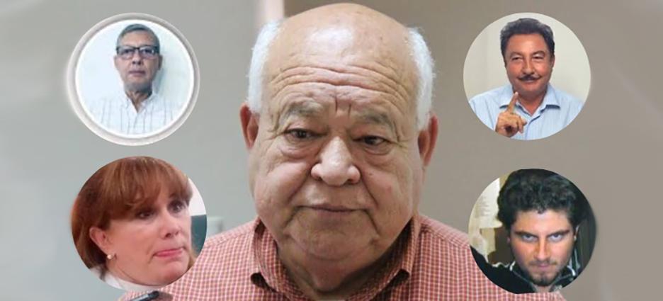 ¿Qué se necesita para entrar al gabinete de Víctor Castro?